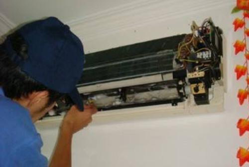 中央空调如何维修清洗