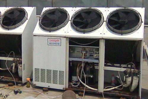 深圳长虹空调售后网点-认识中央空调中设备、管道等各种各样的腐蚀情况