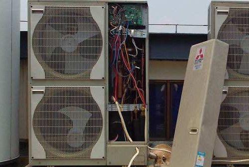 如何维修保养三菱中央空调
