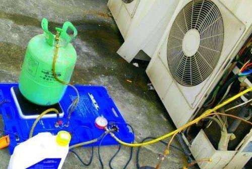 青岛tcl空调维修服务电话-生物监测和适当的冷却水抗菌剂的应用可以控制的问题